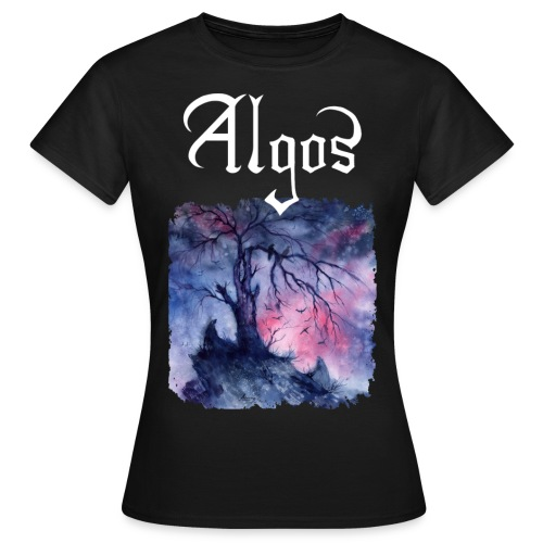 Definite Algos front - Women's T-Shirt