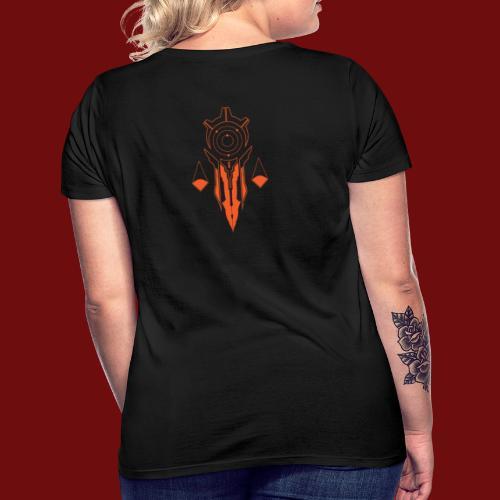 Praetorate - Large Back - Women's T-Shirt