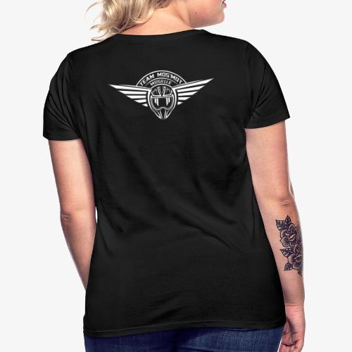 Team Mos'Mots V1 - T-shirt Femme