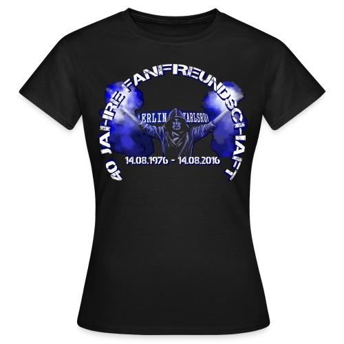 40jahreneublanco - Frauen T-Shirt