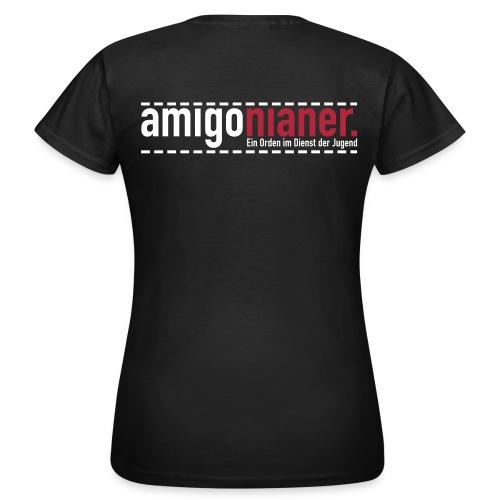 Amigonianer Orden - Frauen T-Shirt