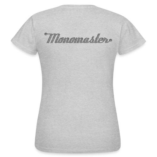 logosw - Frauen T-Shirt
