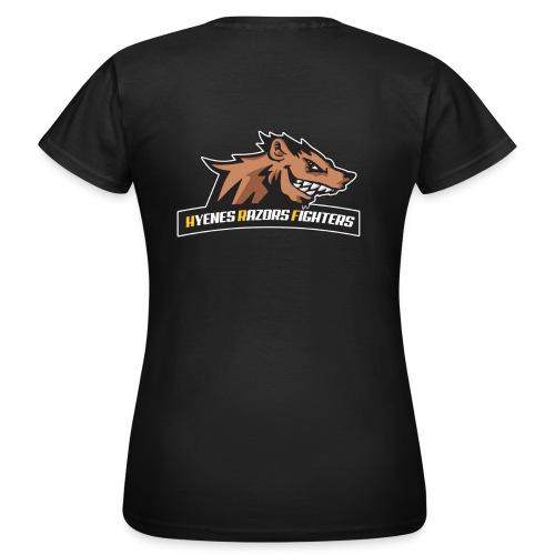 1396386558 hrf large jaune png - T-shirt Femme