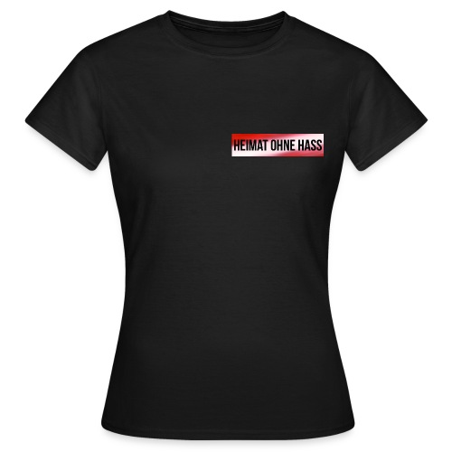 HoH Titel nosub jpg - Frauen T-Shirt