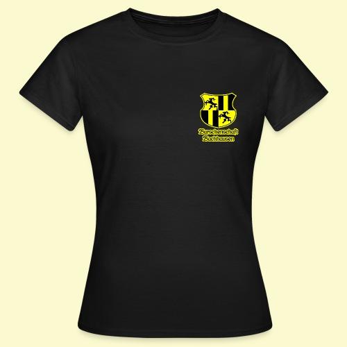 burschenspiele - Frauen T-Shirt