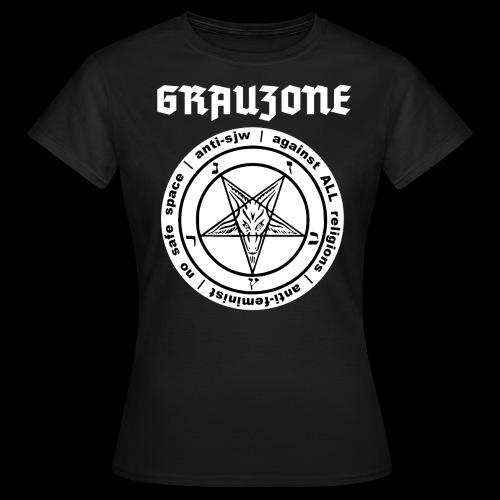 Shirt Grauzone2 png - Frauen T-Shirt