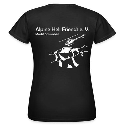 AHF Version 2 VEKTOR - Frauen T-Shirt