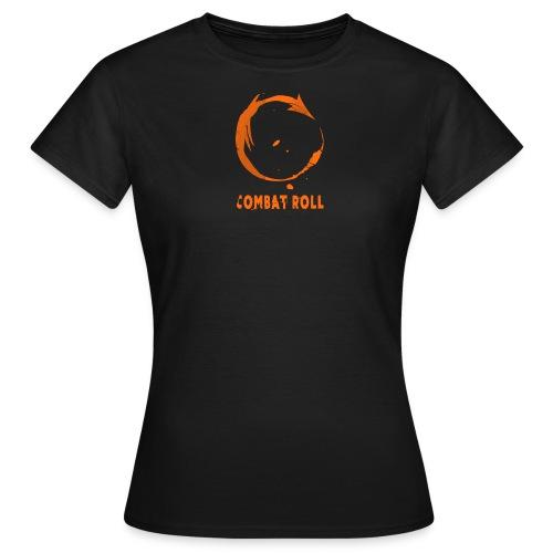 CombatRoll png - Women's T-Shirt