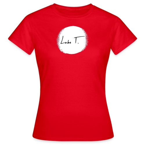 Labo T. - white - T-shirt Femme