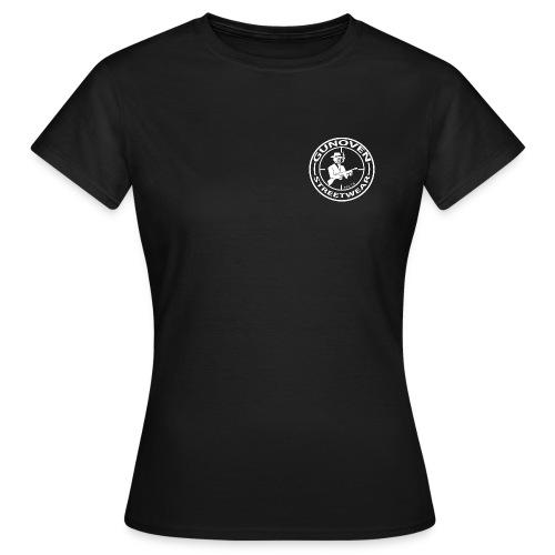 Gunoven Logo - Frauen T-Shirt