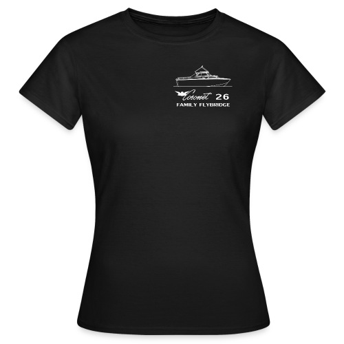 26FamilyFlybridge png - T-shirt dam