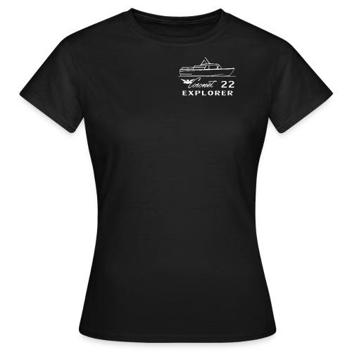 22Explorer1959 1963 png - T-shirt dam