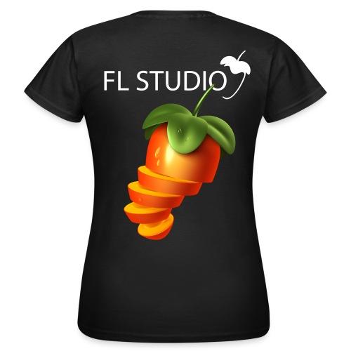 Sliced Sweaty Fruit - Women's T-Shirt