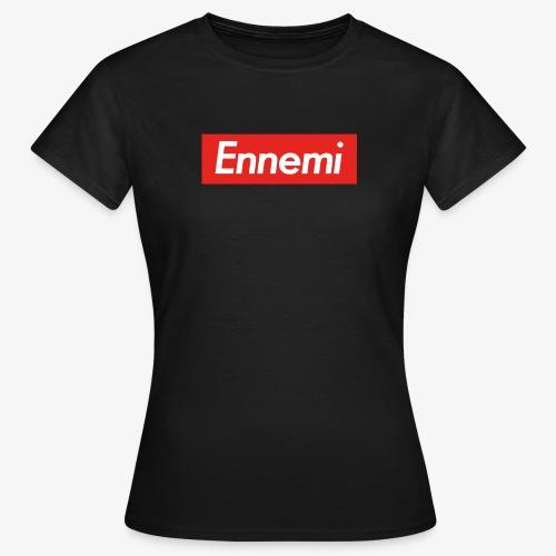 Ennemi - RedOnWh - T-shirt Femme