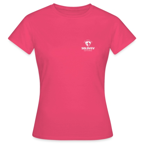 AS Shirt Front White - Frauen T-Shirt