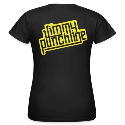 Jimmy Jaune - T-shirt Femme