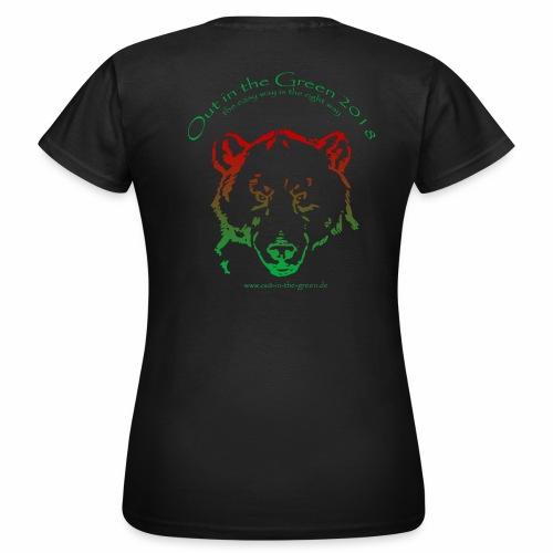 Veranstaltung 2018 - Frauen T-Shirt