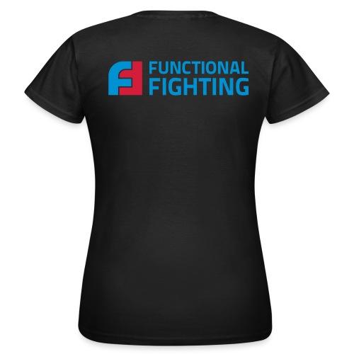 ff logo cmyk - Frauen T-Shirt