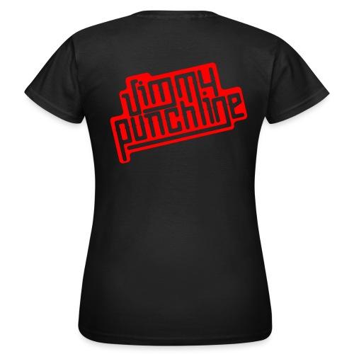Jimmy Rouge - T-shirt Femme
