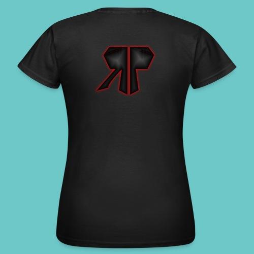 RP LOGO transperent - Frauen T-Shirt