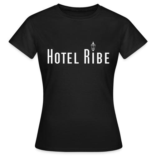 hotelribelogo - Dame-T-shirt