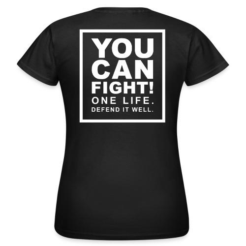 YCFW png - Frauen T-Shirt