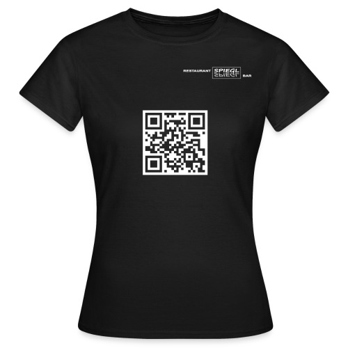 Bio Freiland Kellner Kopie gif - Frauen T-Shirt