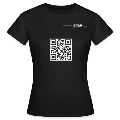 Kellner ist König Kopie gif - Frauen T-Shirt