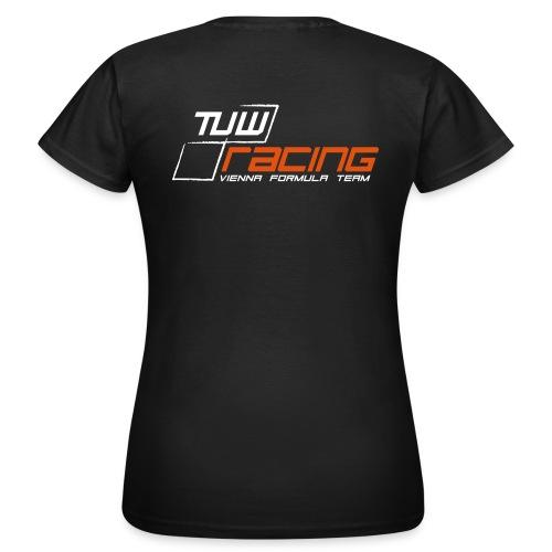 TUW Racing Logo Groß - Frauen T-Shirt
