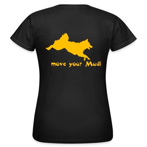 moyomu orange - Women's T-Shirt