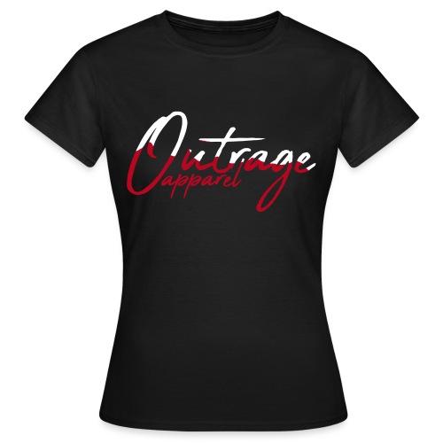 OUTRAGE LOVE BITE - Women's T-Shirt