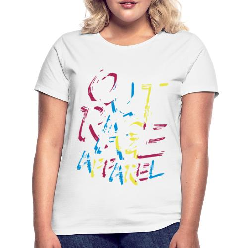 OUTRAGE NEON - Women's T-Shirt