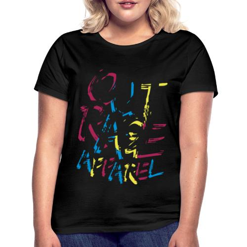 OUTRAGE NEON - Women's T-Shirt