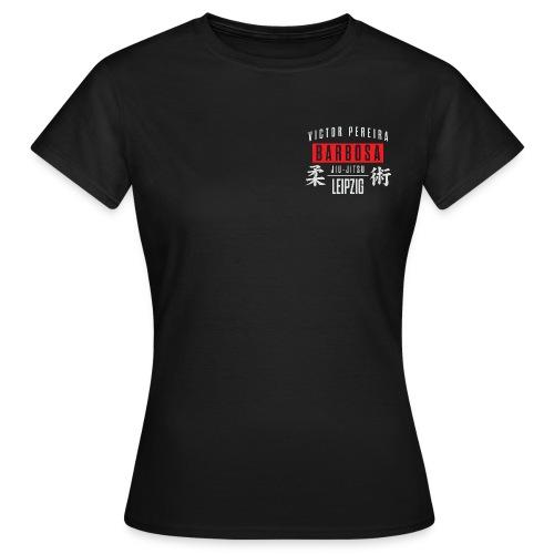 pereira clean trans schwarzer Untergrund png - Frauen T-Shirt
