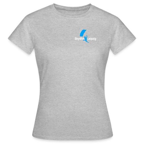 LSCLLogo_trans_weiss - Frauen T-Shirt