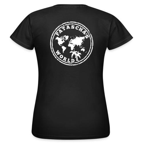 Stamp1inv png - Frauen T-Shirt