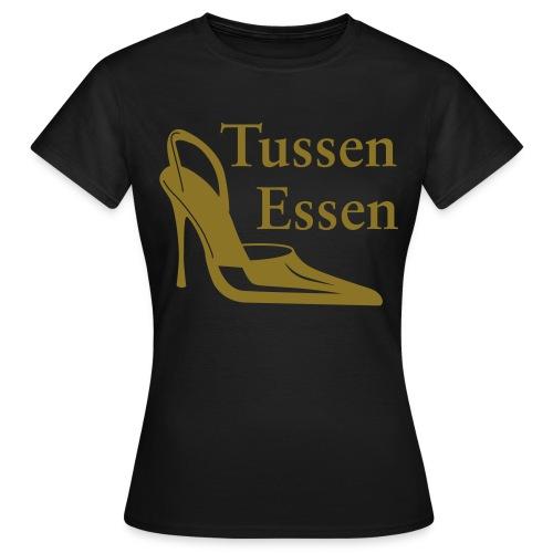 essen tussen - Frauen T-Shirt