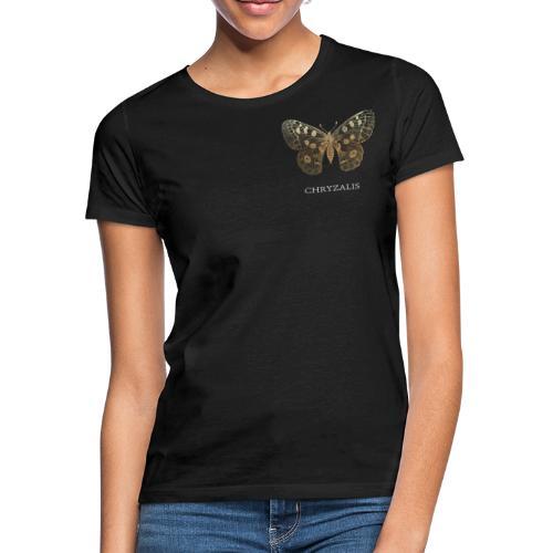 Chrysalis-transparent-PNG - T-shirt Femme