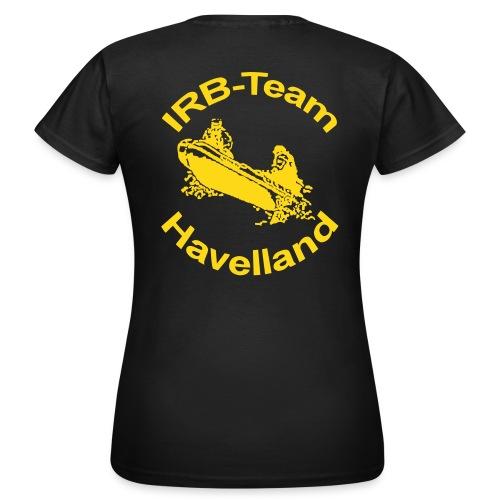 irbteamlogo - Frauen T-Shirt