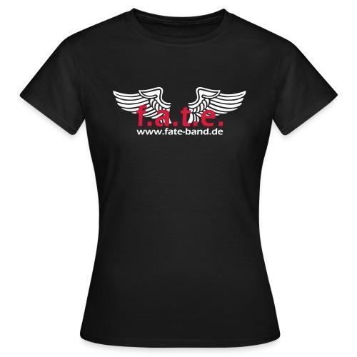 fate logo spreadshirt 2 - Frauen T-Shirt