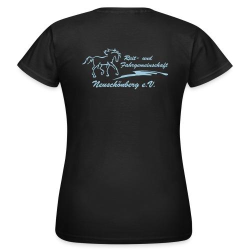 komplettes Logo - Frauen T-Shirt