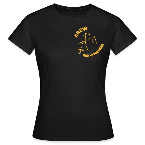 2 - T-shirt Femme
