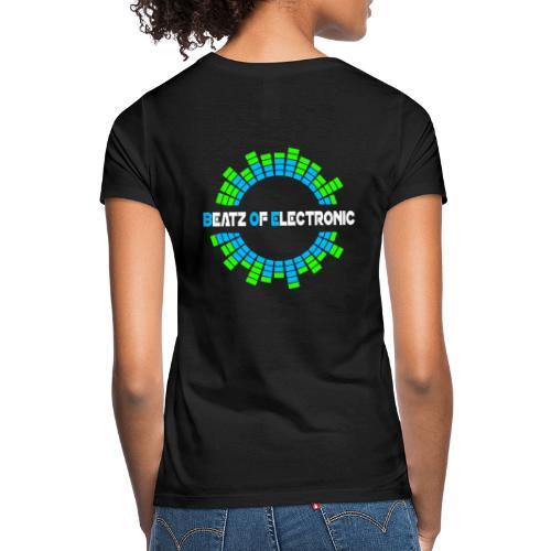Logo bea cymk BOE B neu spread - Frauen T-Shirt