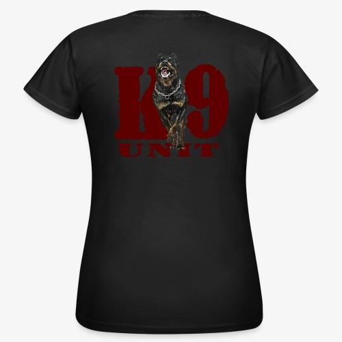 K9 CARDI ROTT K9 - Women's T-Shirt