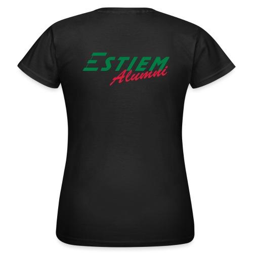 estiem alumni logo - Women's T-Shirt