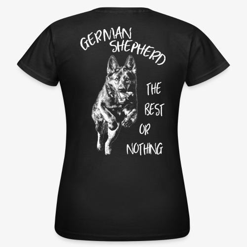 GS the best or nothing - Women's T-Shirt