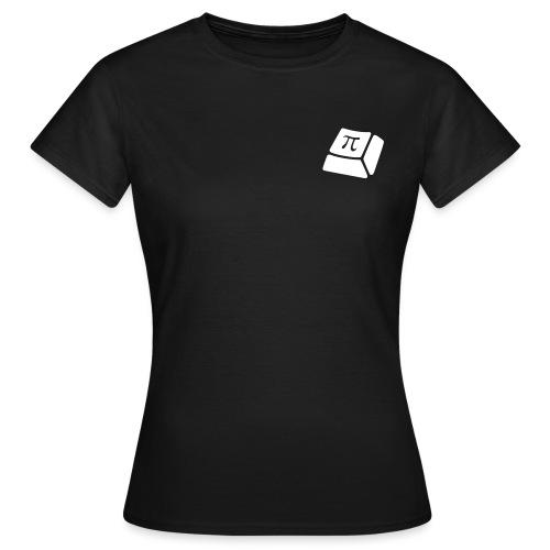 Pi Taste - Frauen T-Shirt