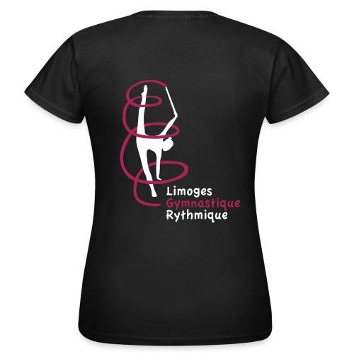 Limoges GR - T-shirt Femme