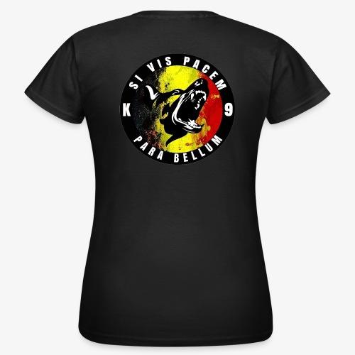 K9 SVPPB BE - Women's T-Shirt