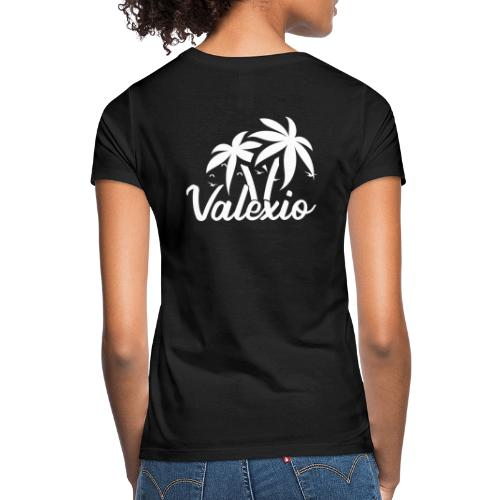 Valexio T-shirt Palms - T-shirt dam